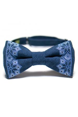 Вышитый галстук-бабочка «Игнат»