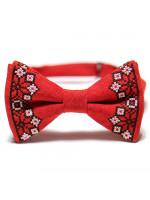Вишита краватка-метелик «Лука»