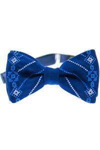 Вышитый галстук-бабочка «Юхим»