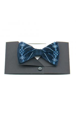 Вишита краватка-метелик «Любомир»