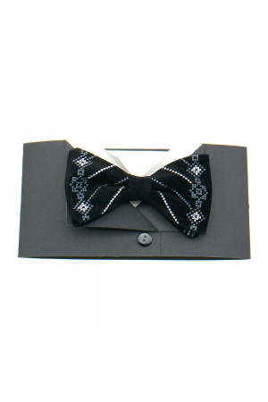 Вишита краватка-метелик «Велес»