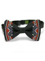 Вышитый галстук-бабочка «Власт»