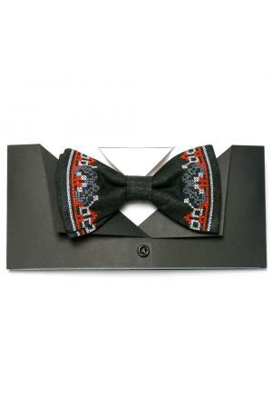 Вишита краватка-метелик «Власт»
