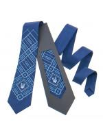 """Краватка з вишивкою """"Символ"""""""