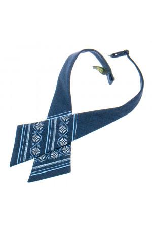 Кросс-галстук с вышивкой «Орнамент»