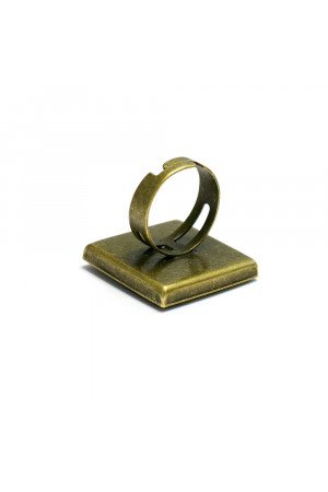 Кольцо «Нева» с вышивкой