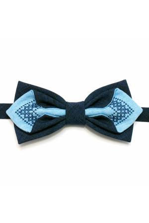Краватка-метелик «Голуб»
