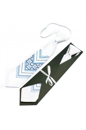 Дитяча краватка «Радомисл» з вишивкою