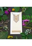 Листівка «Бежева вишиванка»