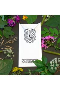 Листівка «Біла вишиванка»