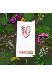 Листівка «Традиційна вишиванка»