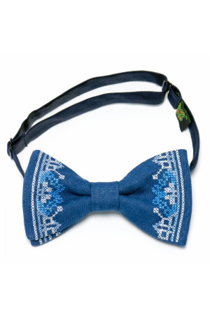 Вышитый галстук-бабочка «Олекса»