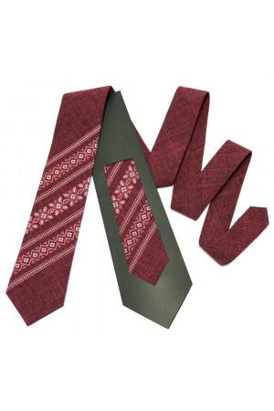 Вышитый галстук «Арсен»