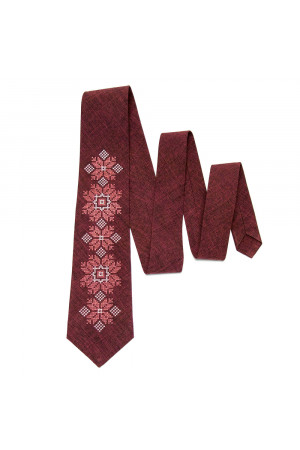 Вишита краватка «Антип»