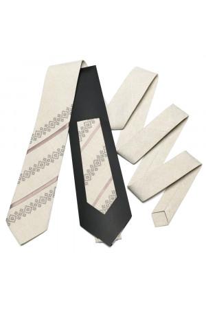 Вышитый галстук «Ярослав»