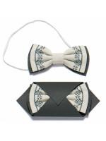 Дитяча краватка-метелик «Остап»