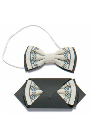 Детский галстук-бабочка «Остап»