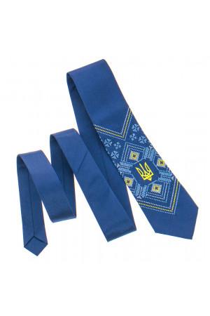 Вишита краватка з тризубом «Ярополк»