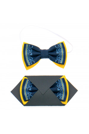 Детский галстук-бабочка «Андрон»