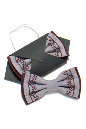 Детский галстук-бабочка «Сварог»