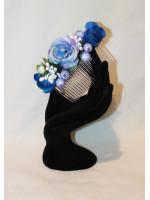 "Гребінець ""Блакитна троянда"""