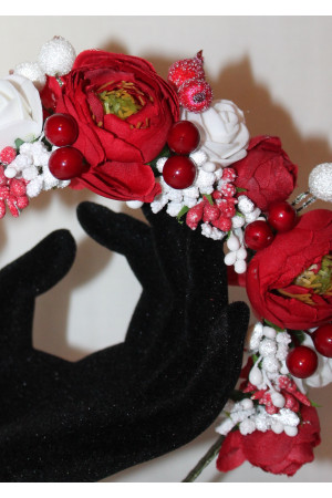 Обідок «Шипшина і троянди»