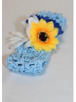 Повязка детская «Полевые цветы»