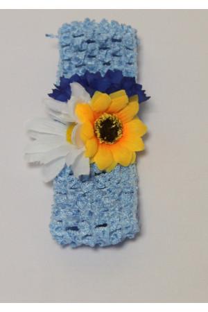 Пов'язка дитяча «Польові квіти»