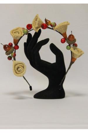 Ободок «Щедрая осень»