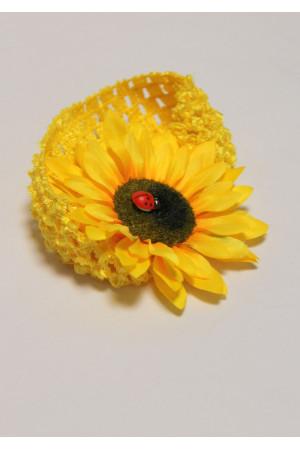 Пов'язка дитяча «Соняшник»