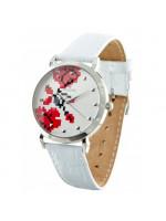 Купити вузький жіночий годинник з позолотою за вигідною ціною в ... 372bd760abd2c