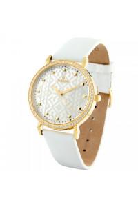 Наручные часы «Вышиванка» в золотистом корпусе модель K_138-611W