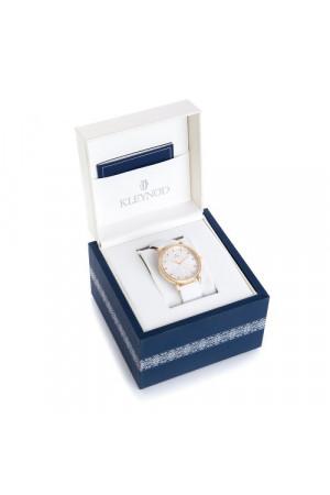 Наручний годинник «Вишиванка» у золотавому корпусі модель K_138-611W