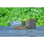 Мыло натуральное «Из трех трав» (75 г)