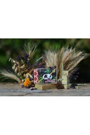 Мило натуральне «Гуцульський трав'яний збір » (75 г)