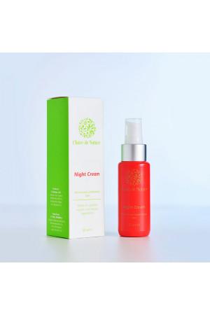 Ночной крем для лица для нормальной и комбинированной кожи (50 мл)