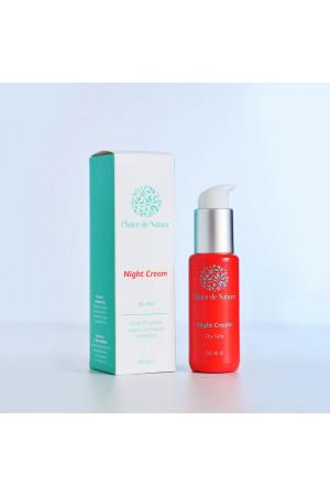 Нічний крем для обличчя для сухої шкіри (50 мл)