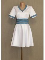 Сукня «Красуня» синього кольору