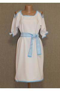 Платье «Барвинчаста весна»