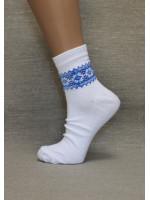 Вышитые женские носки Ж-08