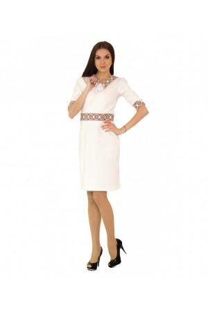"""Сукня """"Конвалія"""" білого кольору"""