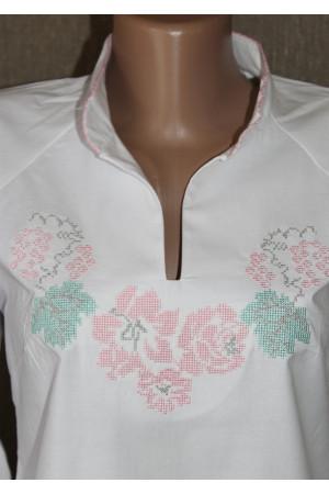 """Блуза """"Троянди рожеві"""""""