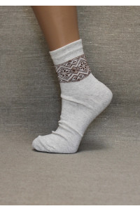 Вышитые женские носки Ж-02