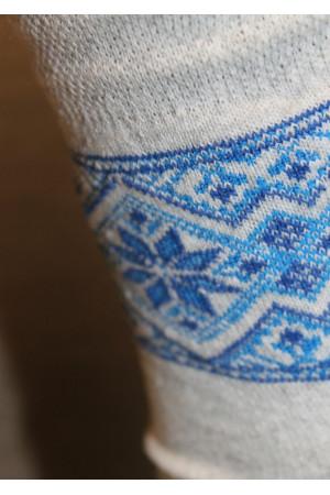 Вышитые женские носки Ж-13
