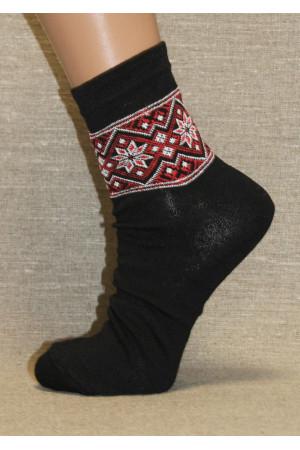 Вишиті жіночі шкарпетки Ж-14
