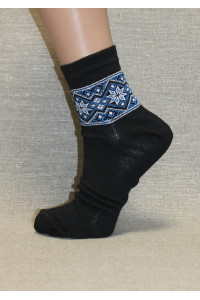 Вишиті жіночі шкарпетки Ж-15