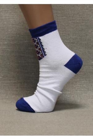 Вишиті жіночі шкарпетки Ж-16