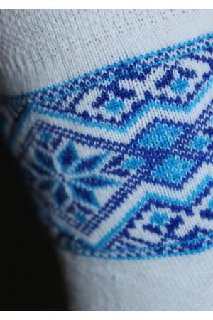 Вишиті жіночі шкарпетки Ж-08