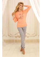 Пижама П-М-62 персикового цвета