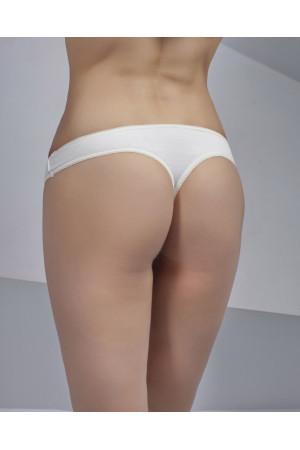 Труси - стрінги Т-М-003-3 білого кольору